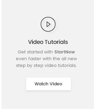 StartNow Video Guide