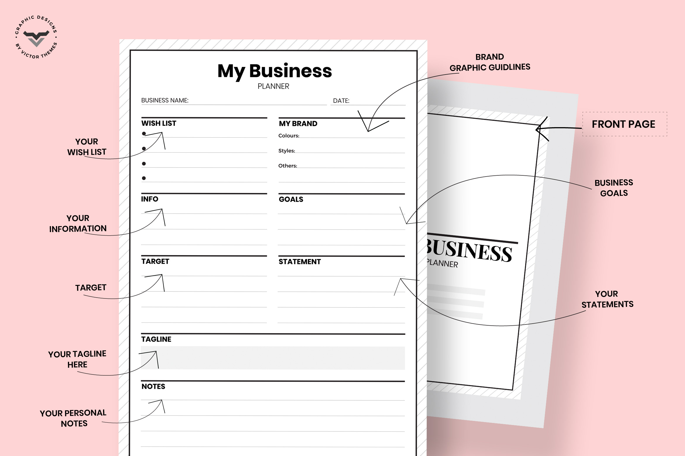 Simple Business Planner