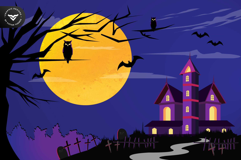 Halloween Party Graphics