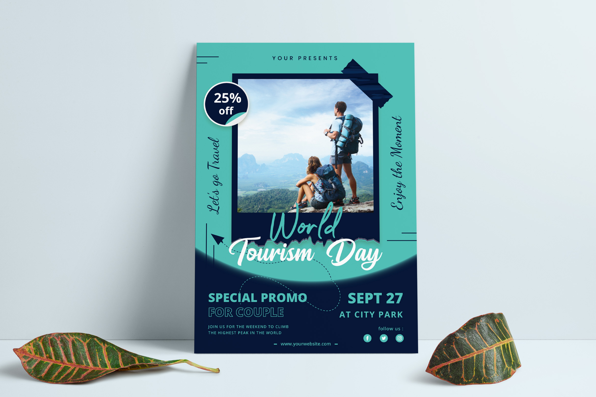 Tourism Day Poster