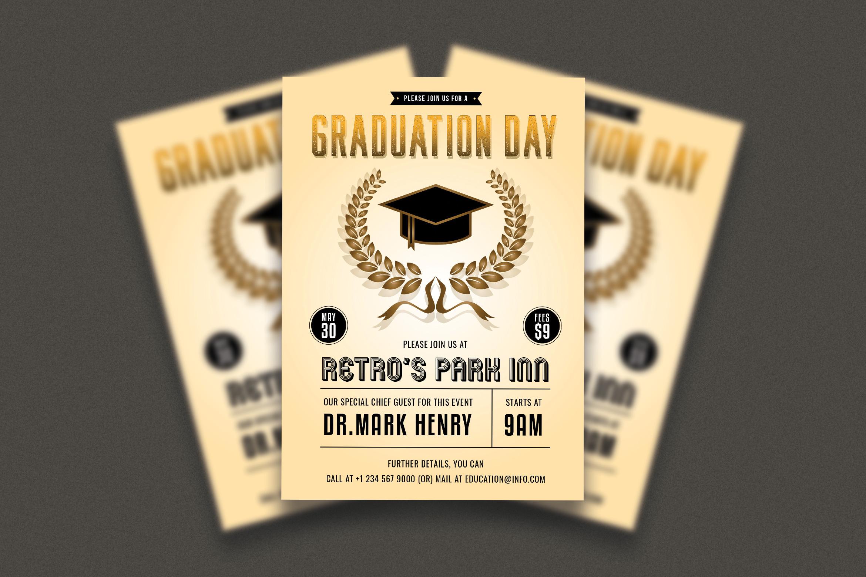 Graduation Day Invitation
