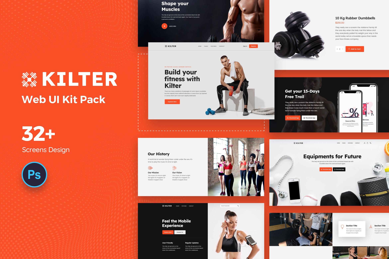 Kilter Web UI Kit