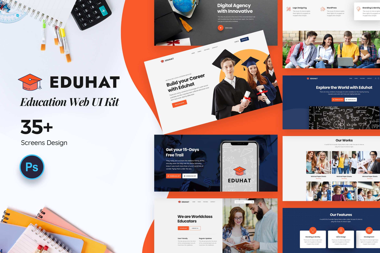 EduHat Web UI Kit