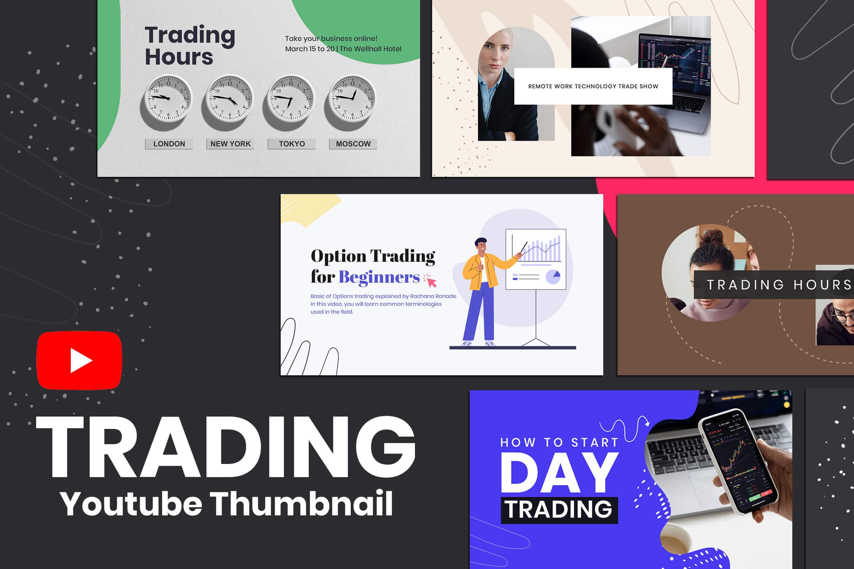 Trading Youtube Thumbnails